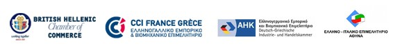 ESTABLISHMENT OF UNION OF BILATERAL EUROPEAN CHAMBERS IN GREECE; HARRIS IKONOMOPOULOS, BHCC GREEK PRESIDENT TO SERVE AS THE UNION'S  FIRST PRESIDENT
