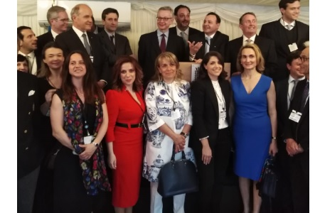 All Party Parliamentary Group (APPG) for Greece Reception | Palace of Westminster, London